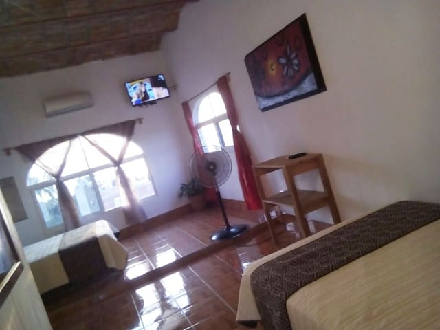Bungalow for 6, Casa Cristy - Chacala - Apartment