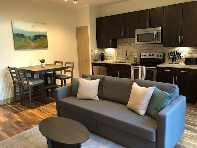 Midtown Houston Apartment - Sleeps 4