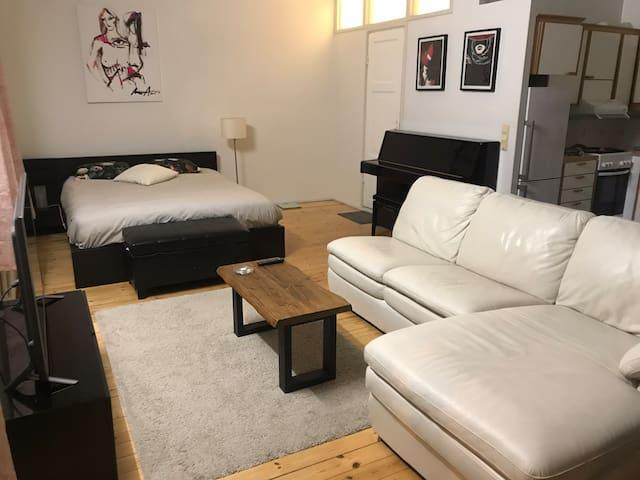 Homy and Cozy apartment