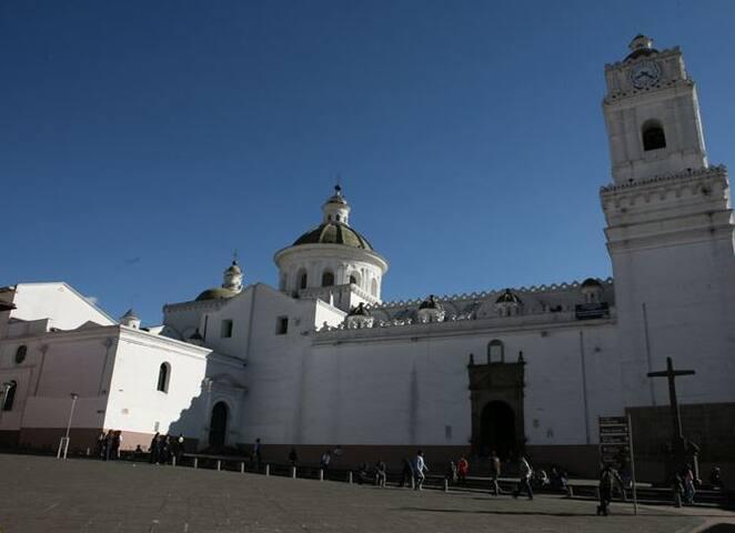 Casa Colonial Pichincha para enamorarse de Quito