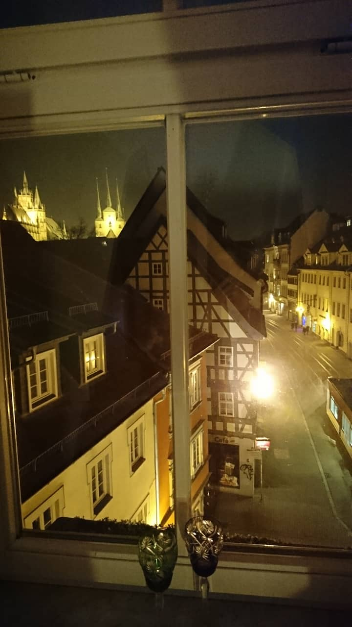 Penthouse Über den Dächern der Altstadt  2-4 Pers