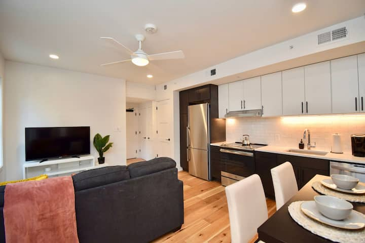 Court St. Condo w/ Free Parking.Top Rated Location