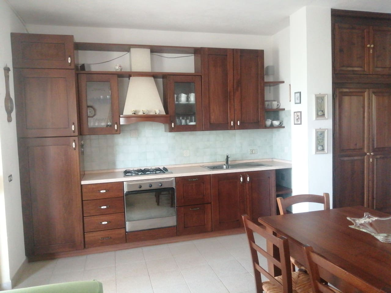 Cucina 4 X 4 appartamento titina - apartments for rent in jerzu