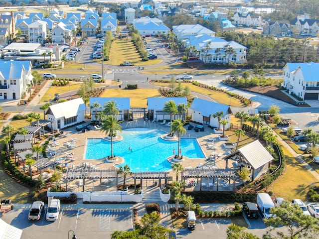 Be our Guests in Paradise at Prominence on 30A