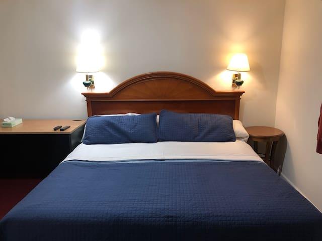 Tompkins Motel (Room #6)