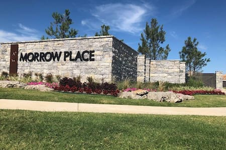 New home in Morrow Place with communityPool