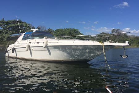 55ft Yacht