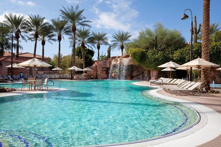 Villa at Sheraton Desert Oasis