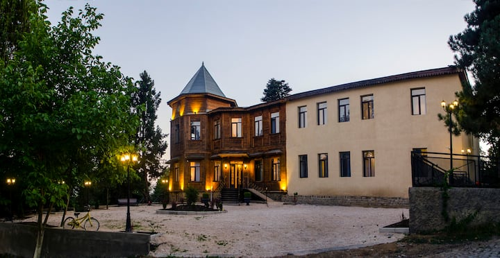 The Vorontsovs - Hotel in mountain Kojori-Room 103