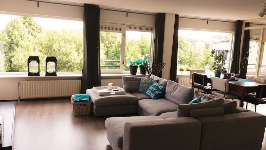 Ruim appartement in het centrum van Leusden - Leusden - Huoneisto