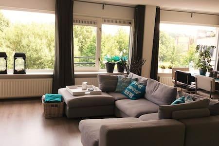 Ruim appartement in het centrum van Leusden - Leusden