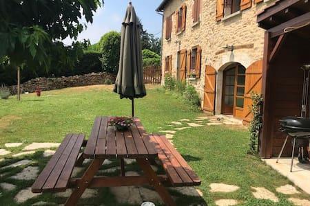 Chambre  Pandora avec grand jardin et