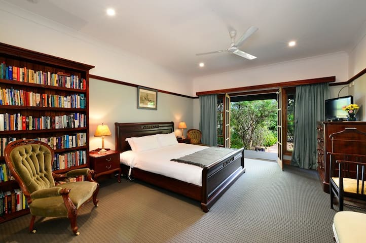 The Laurels B&B Somersby Room - Kangaroo Valley - Wikt i opierunek
