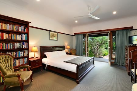 The Laurels B&B Somersby Room - Kangaroo Valley