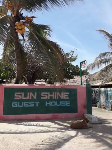 Sun shine guest house