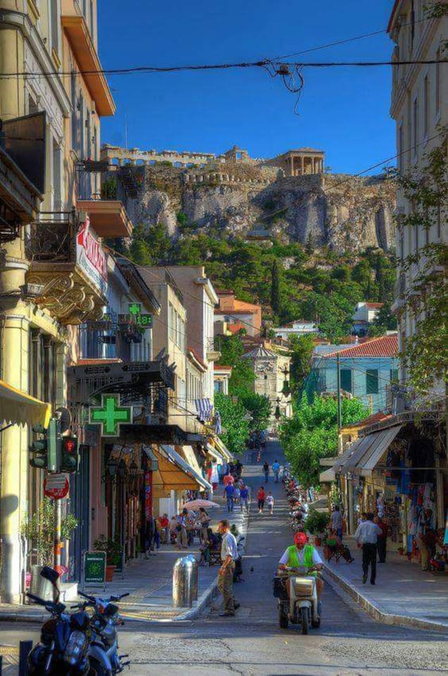 Central Athens