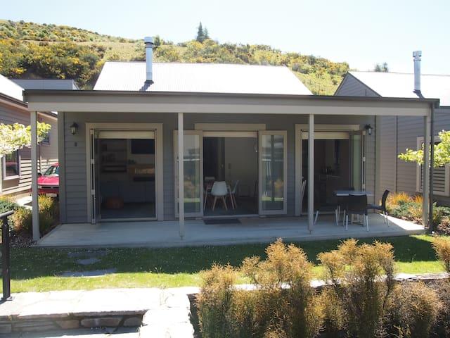 Modern 2 Bedroom Villa, Cardrona Valley
