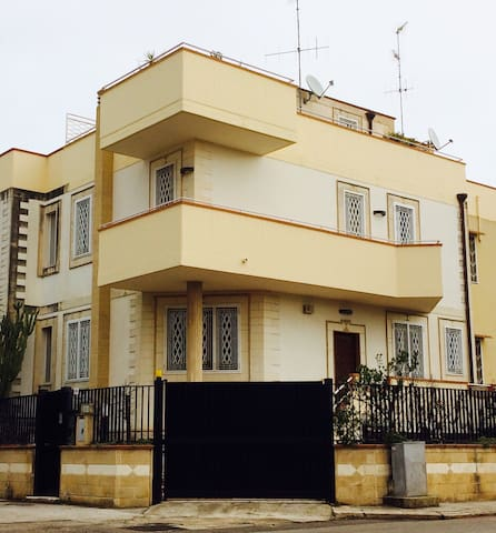 Villa lussuosa a pochi km da Bari - Cellamare - วิลล่า