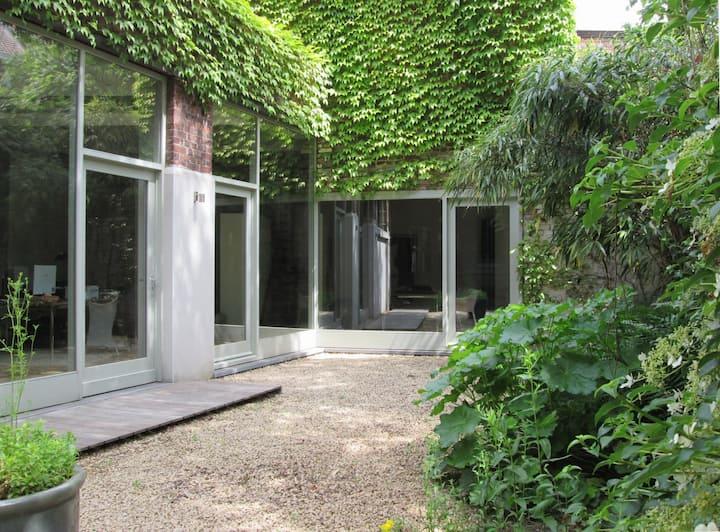 Un loft à Liège