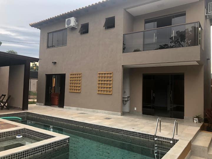 Casa c/ 2 suítes - Pirenópolis - Solar Meia Ponte