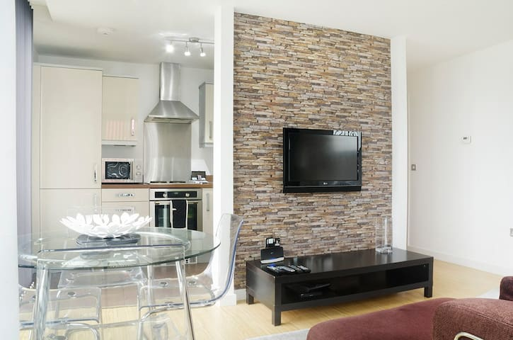 City Stay Hub - Central and Cosy 1 Bed Apartment