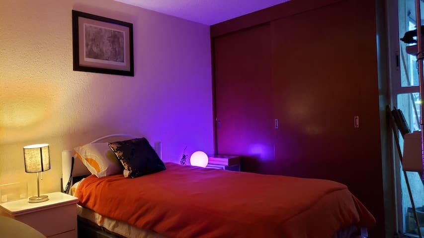 Indescriptible habitación !!!!!!!!!!!