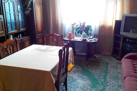 2 room flat near National Park in Moscow