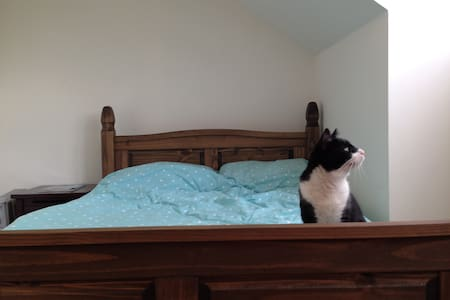 Beautiful Victorian Double Room - West Bridgford - Rumah