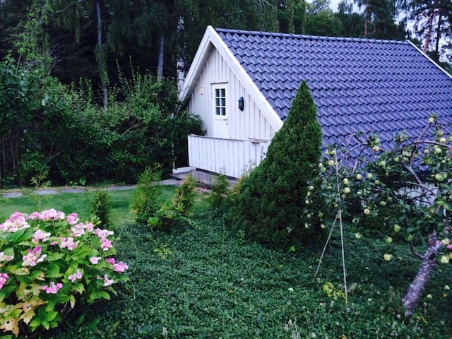 Cozy studio on island, short trip from city centre - Oslo - Loteng Studio