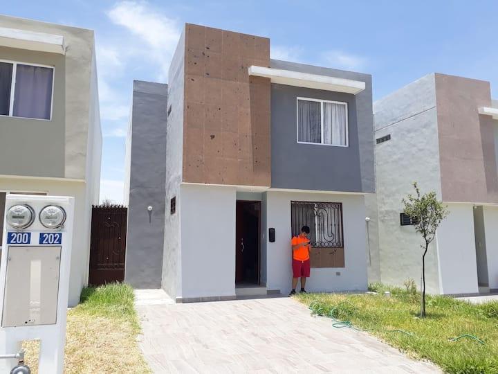 Casa para corta o larga estancia Apodaca NL