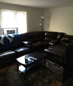New 1BR Apartment minutes from NYC - New Milford