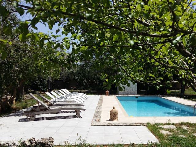 La Dimora dei Gelsi Villa in campagna con piscina