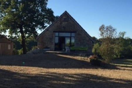 Grange rénovée sur les Causses du Lot - Soulomès - 아파트