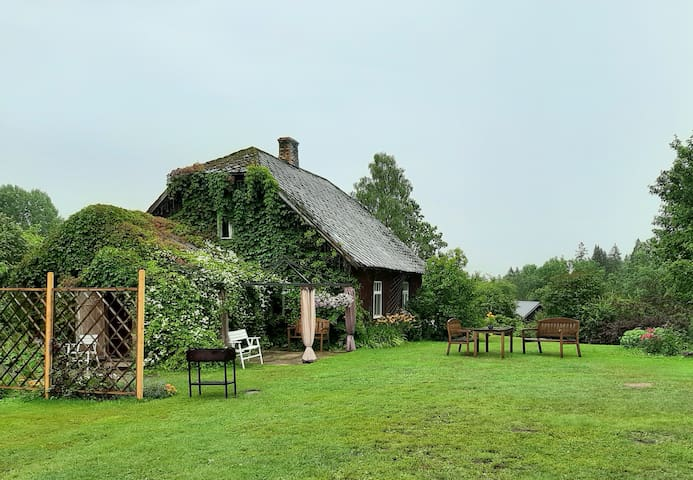 "Countryside holiday house ""Grotini"". Entire house"