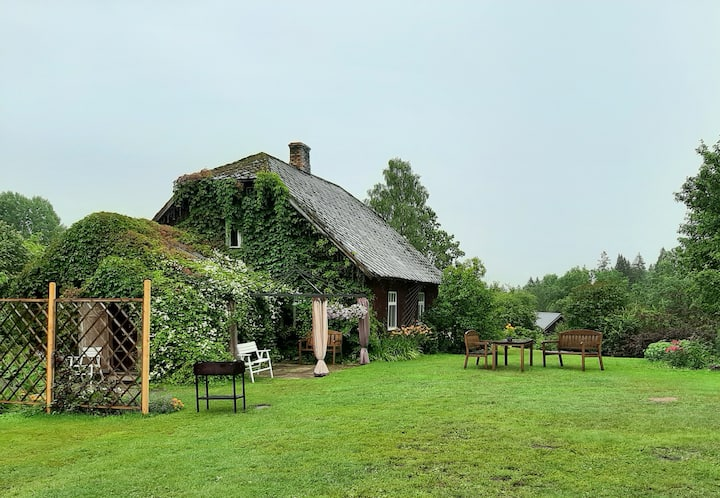 """Countryside holiday house """"Grotini"""". Entire house"""