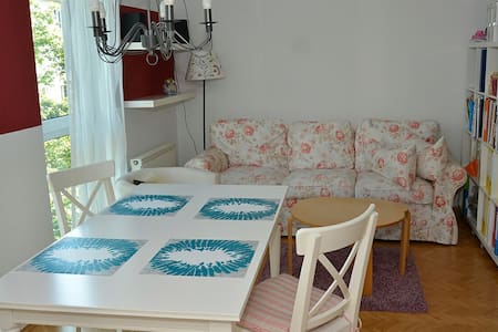 2 room Appartment close to Rhein and city centre - Mayence - Appartement