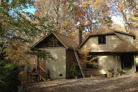 A Wooded Retreat - Durham - House