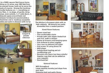 Desert Princess Inn Home Share - Hereford - Casa