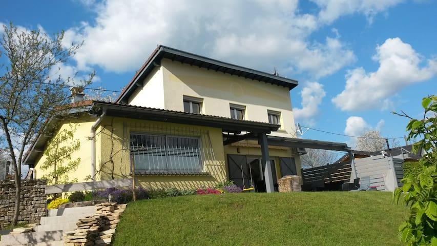MAISON BORD IMMEDIAT LAC DE BOUZEY - Sanchey - Villa