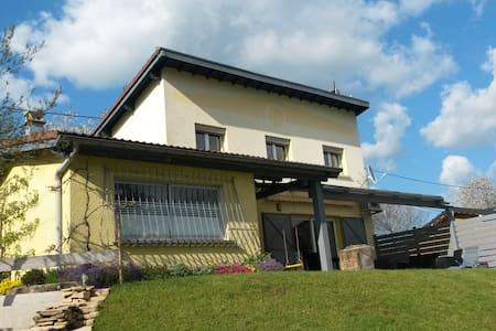 MAISON BORD IMMEDIAT LAC DE BOUZEY - Sanchey - Casa de campo