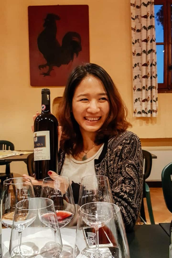 Learn + Fun = Wine Experience