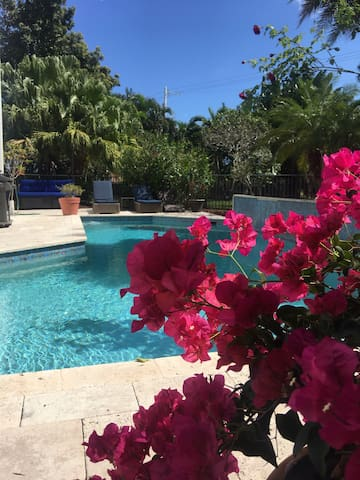 Private Pool Room with own Entrance - Delray Beach - House