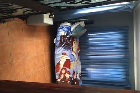 Habitacion Privada con agua caliente y tv con cabl - San Rafael - Gästesuite