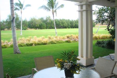 Fairway Villas F-1 2BR (Golf Course) - Puako