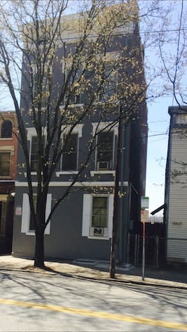 Clean and Historical one bedroom apt in OTR/UC - Cincinnati - Appartement