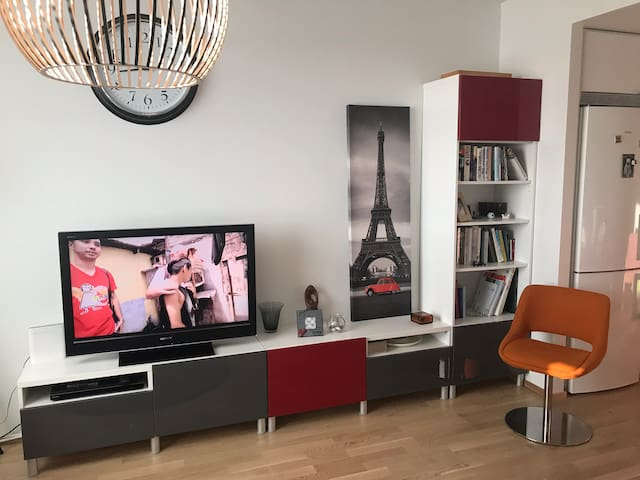 Lovely 1 bdr apartment, near Hartwall Arena