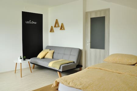 Bright, cozy, renovated studio; Bohinjska Bistrica