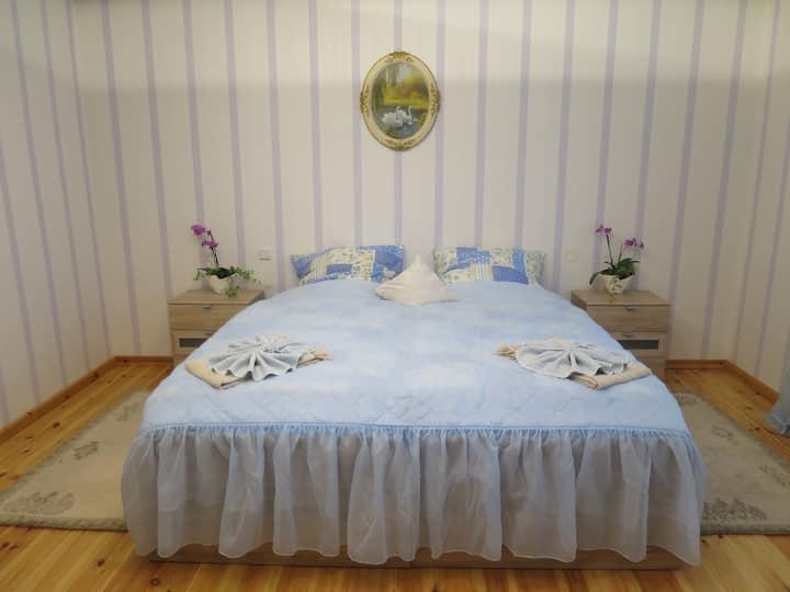 """Romantisches Ferienzimmer """"Siebenschläfer"""""""