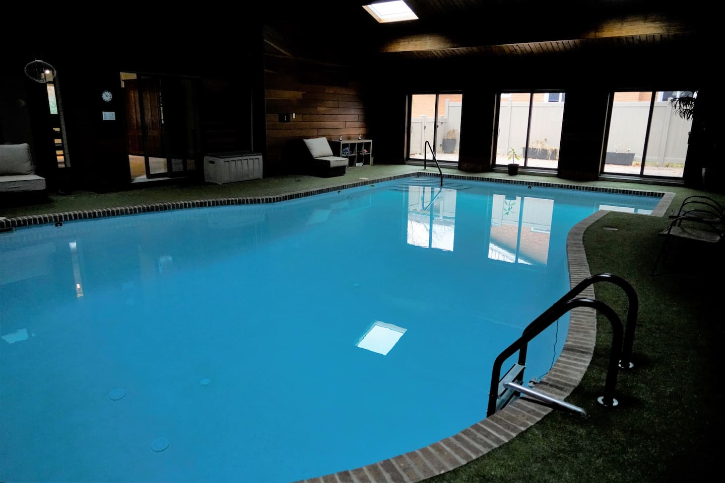 Heated Indoor Pool (Common Area)