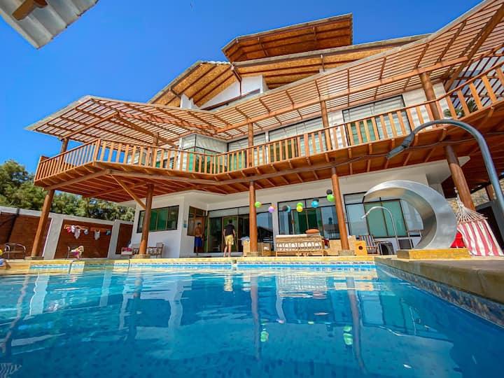 Casa Anqamar Punta Mero (Grupos hasta 25 personas)
